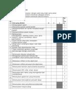 Check List OSCE 2010