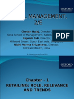 321 33 Powerpoint Slides Chapter 1 Retailing Role Relevance Trends