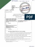 Dower et al v. Bridgestone Firestone North American Tire, LLC et al - Document No. 13