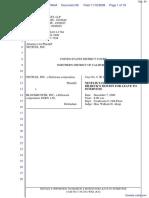 Netflix, Inc. v. Blockbuster, Inc. - Document No. 90