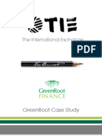 Lorna Burt's TIE Case Study - Leo Burnett & Greenroot Finance