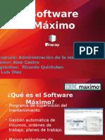Software Maximo