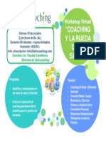 Workshop Coaching y La Rueda de La Salud 2012