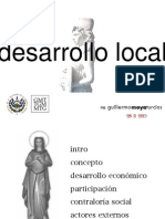 Presentación 2 de Formulación de proyectos (Desarrollo Local)