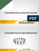 Fun_psi_slides Fundamentos Da Psicopedagogia Pos