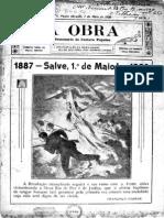 A Obra 1 de maio de 1920
