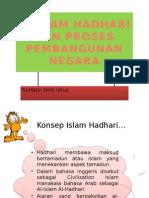 m14- Islam Hadhari Dan Proses Pembangunan Negara.ppt