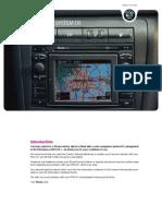A04 Fabia DX NavigationSystem
