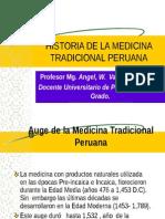 Historia de La Medicina Tradicional Peruana
