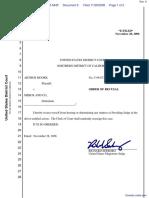 Moore v. Merck & Company, Inc. et al - Document No. 6