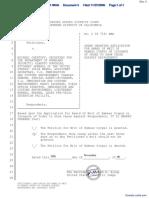 Youkhana v. Chertoff et al - Document No. 4