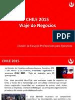 Viaje a Chile 2015
