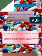 Dosis y Clasificacion