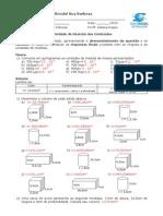 9ano1 Ativ Revisao Massa Volume Transformacao de Unidade Respostas