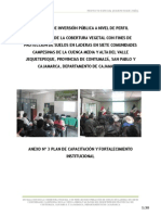 """Anexo 3 Plan de Capacitaciã""""n Forestacion"""