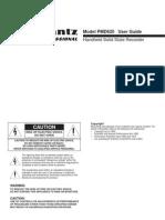 Marantz_Profesiona PMD620