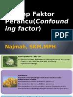 Lecture Faktor Perancu