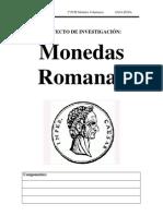 Proyecto Investigacion Monedas Romanas