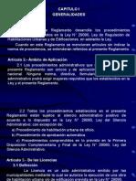 Texto Unico Reglamento de La Ley 29090 Modificado 24.01.14