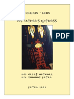 His Father's Witness, 2009