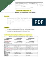 Configuração de Redes Sem Fio - Ethernet CHJ