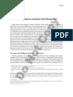 FCF0009 - Indage Vintners Limited Debt Hangover!