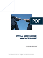 Manual de Negociación