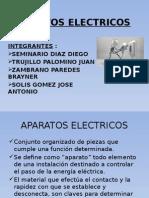 Aparatos Electricos Final