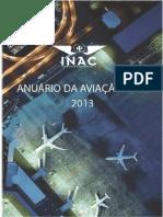 Anuário Da Aviação Civil - 2013