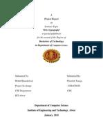 Seminar Report RSA
