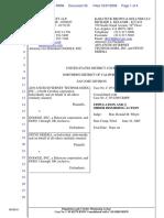 Mizera v. Google - Document No. 35