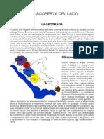 Geografia Lazio