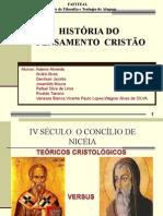 História Do Pensamento Cristão