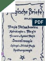 Gregor a. Gregorius - Magische Briefe 1