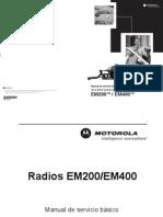 Manual EM200 EM400