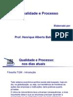 Aula 05 Qualidade e Processo