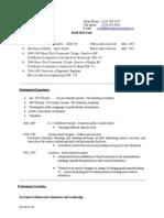 resume final 2015
