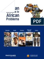 African Solutions to African Problems ASAP 2014