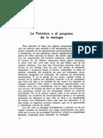 La Patrística y el progreso de la teología.pdf