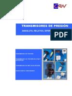 Transmisores de Presión