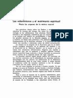 Los valentinianos y el matrimonio espiritual - Hacia los orígenes de la mística nupcial.pdf
