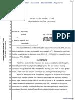 McColm v. Anber et al - Document No. 5