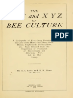 The ABC and XYZ of Bee Culture -1910 Ed.)