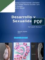 Desarrollo y Sexualidad