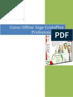 Curso Offline Sage ContaPlus Profesional 2010