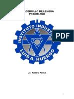 cuadernillo de lenguaje 1er año.pdf