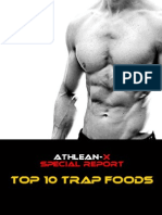AX Top10TrapFoods Killing Your 6Pack