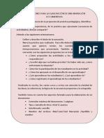 Orientaciones Para La Elaboración de Narración Documentadaiones Para La Elaboración de Narración Documentada (1)