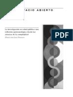 2. Paradigmas en La Investigaciom en Salud (1)