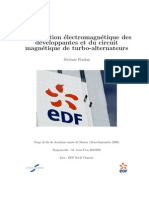 Rapport Stage Edf 2009